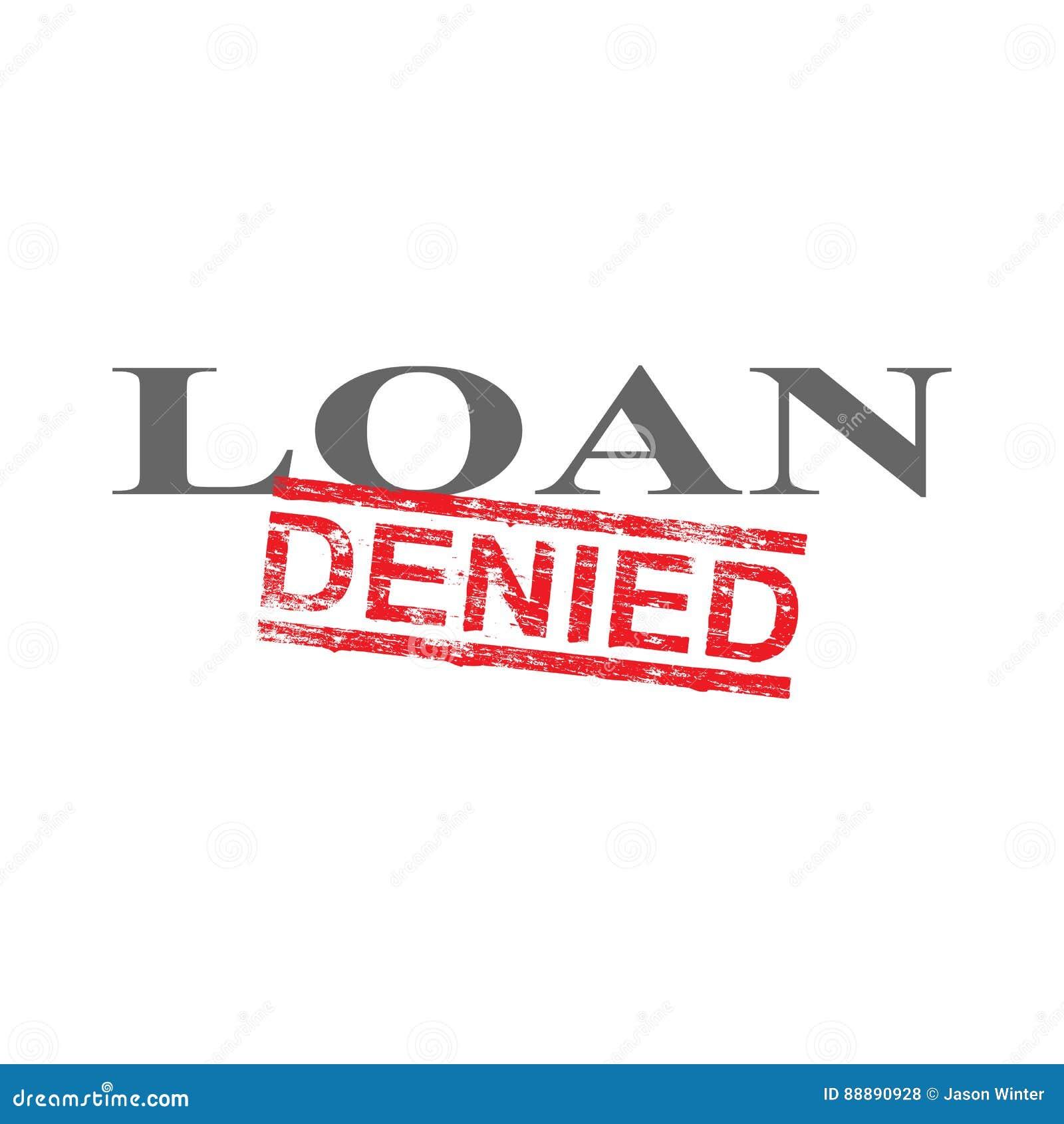 O empréstimo negou o selo da palavra