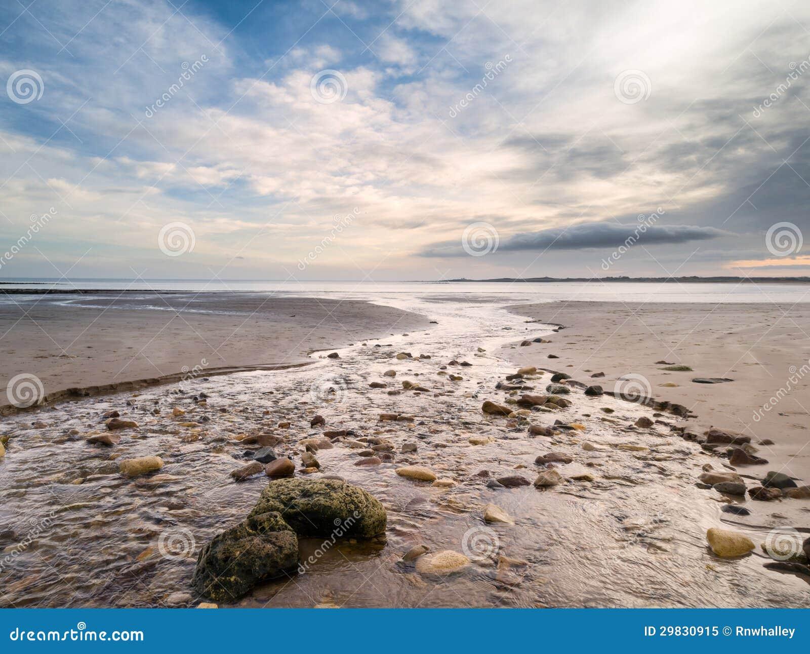 Vapor na praia