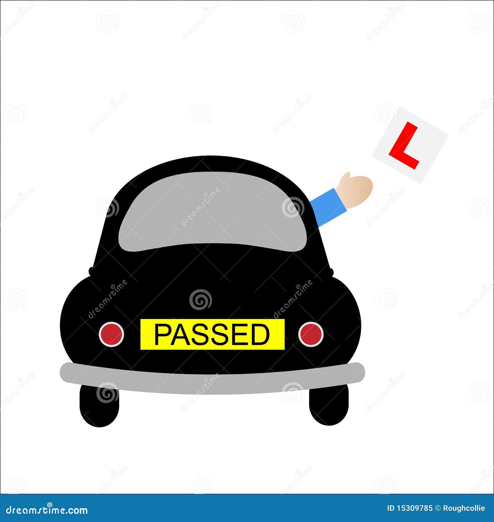 O excitador do principiantes do carro passou o teste