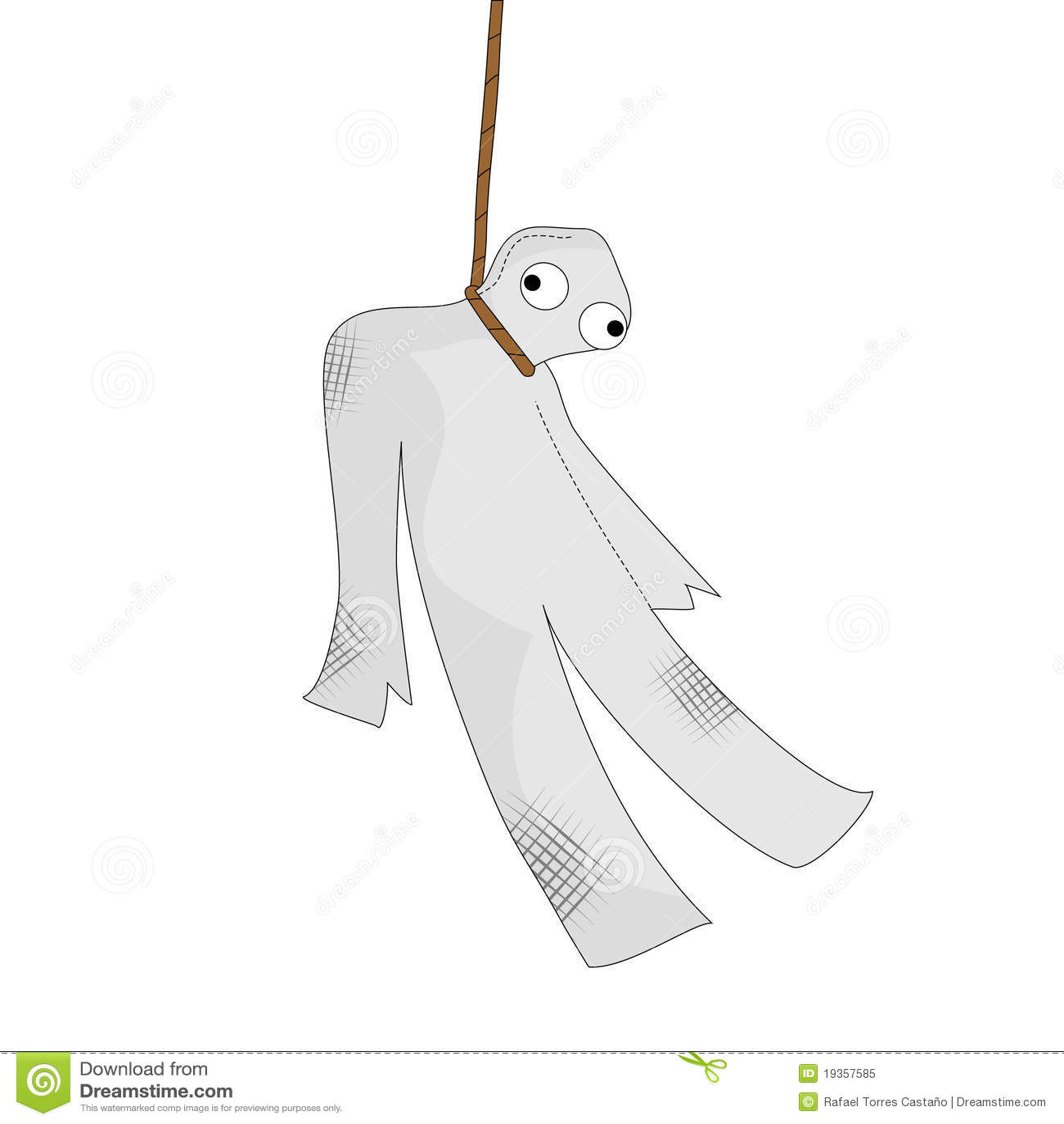 O fantoche morreu