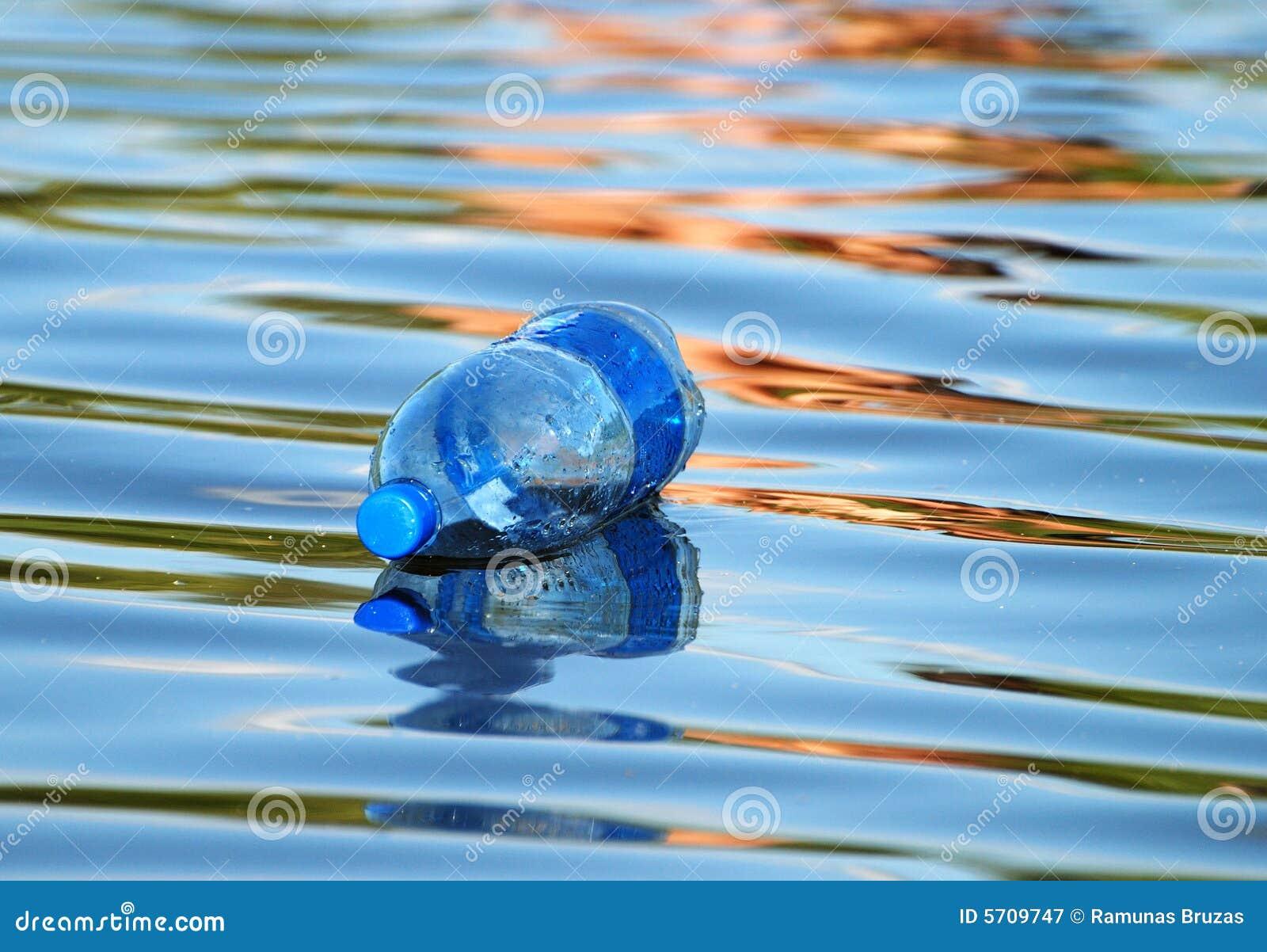 O frasco de flutuação