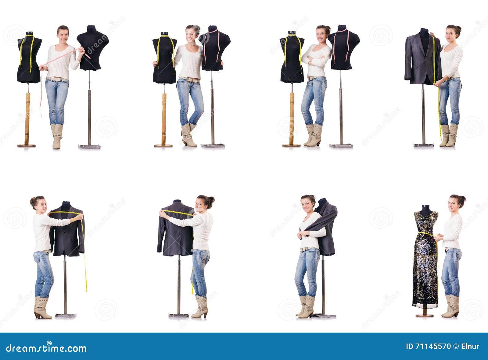 O funcionamento do alfaiate da mulher
