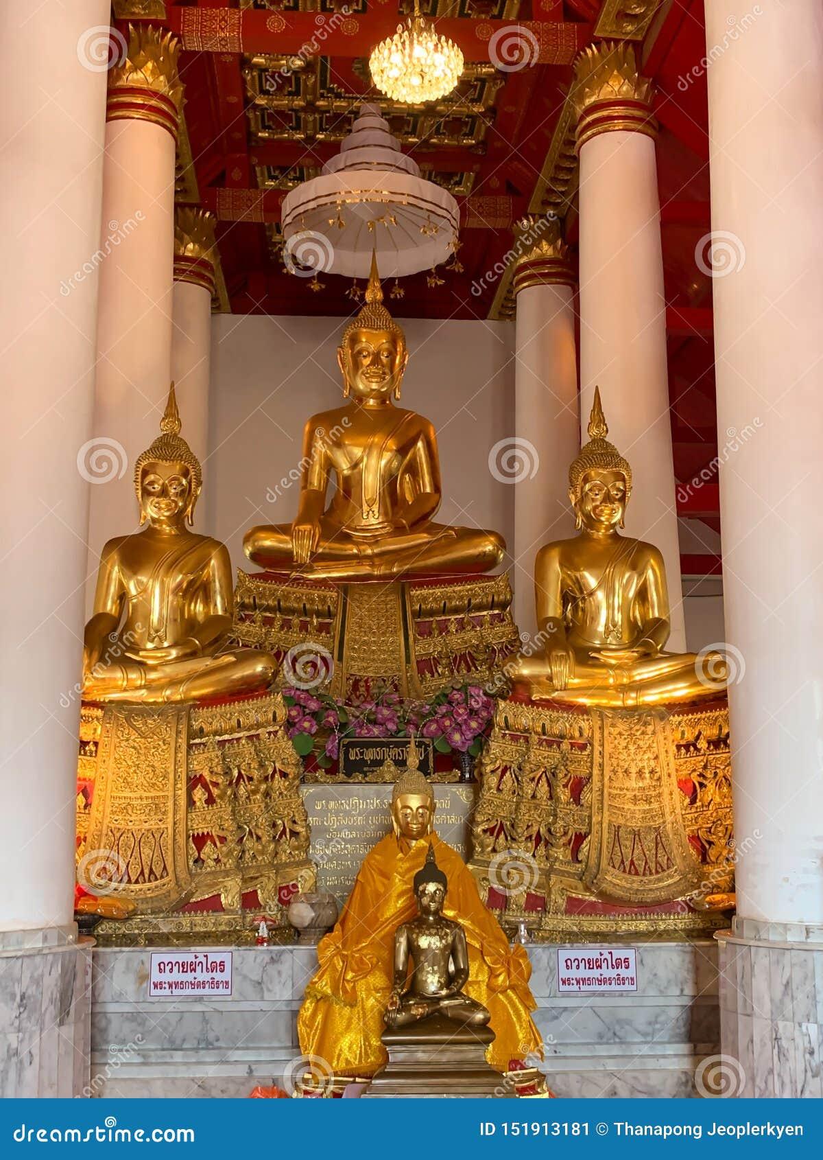 O fundo da imagem da Buda