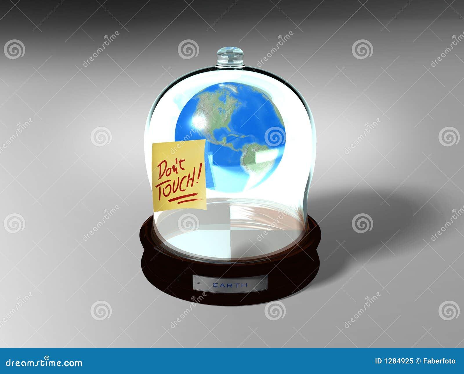 O globo conserva foto de stock royalty free imagem 1284925 - Oglo o ...