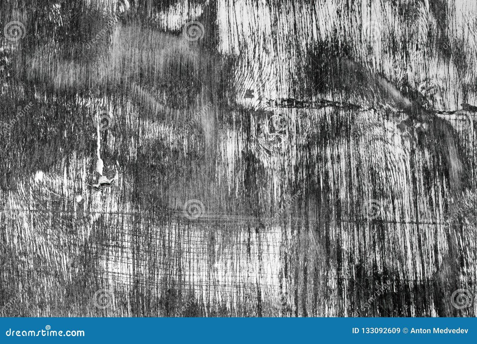 O Grunge riscou a textura do assoalho da madeira - fundo abstrato bonito da foto