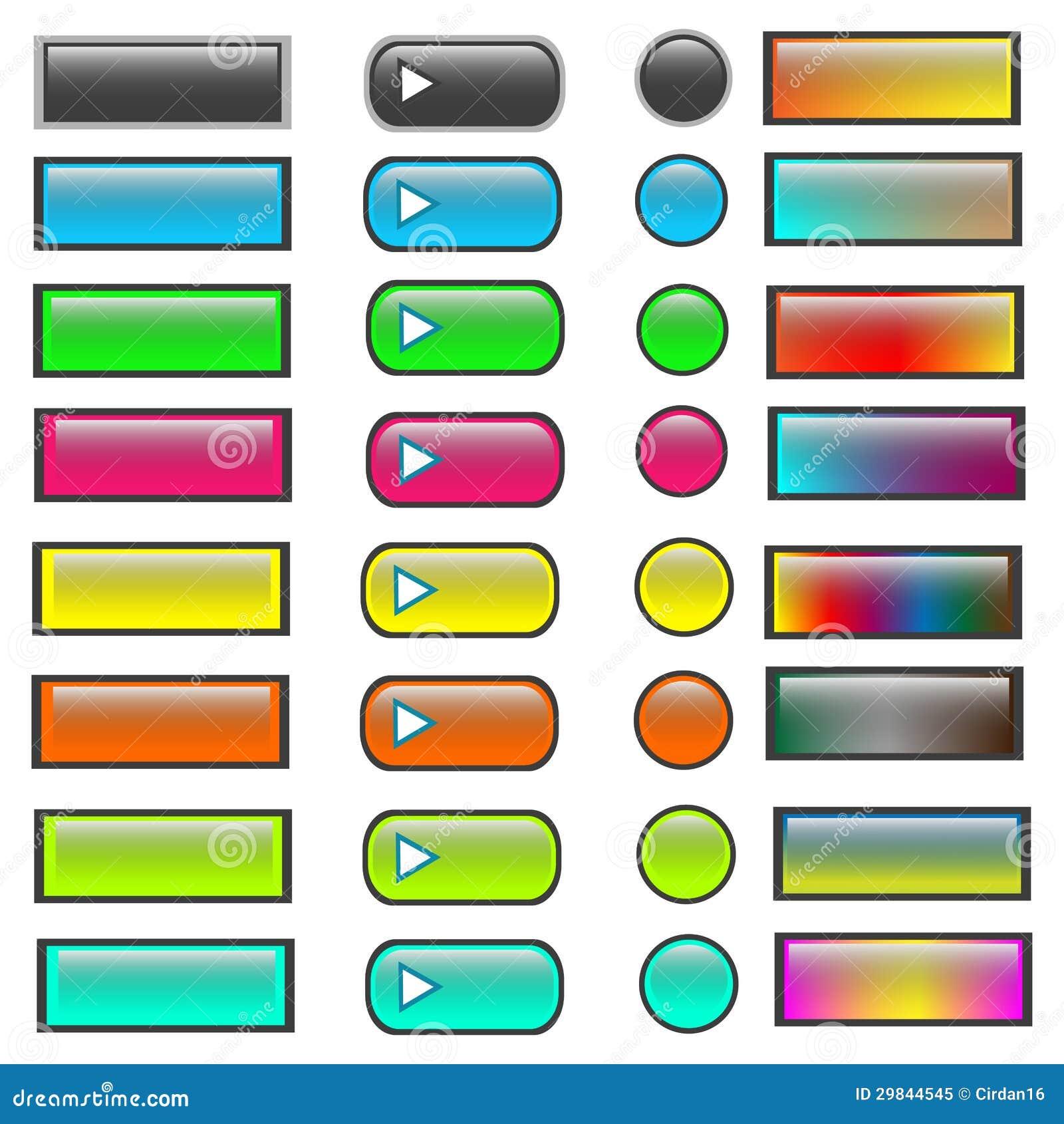 Botões 3