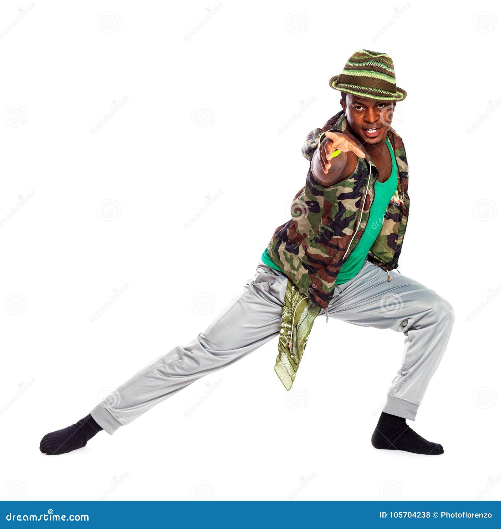 O homem brasileiro é de levantamento e de dança em panos frescos
