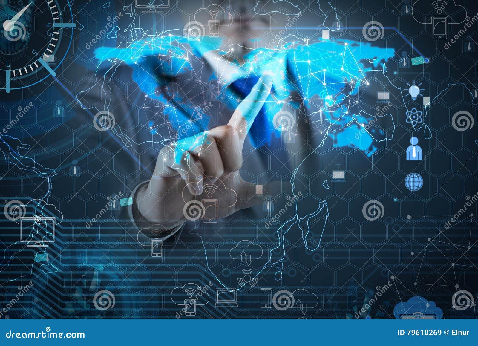 O homem no conceito social das redes