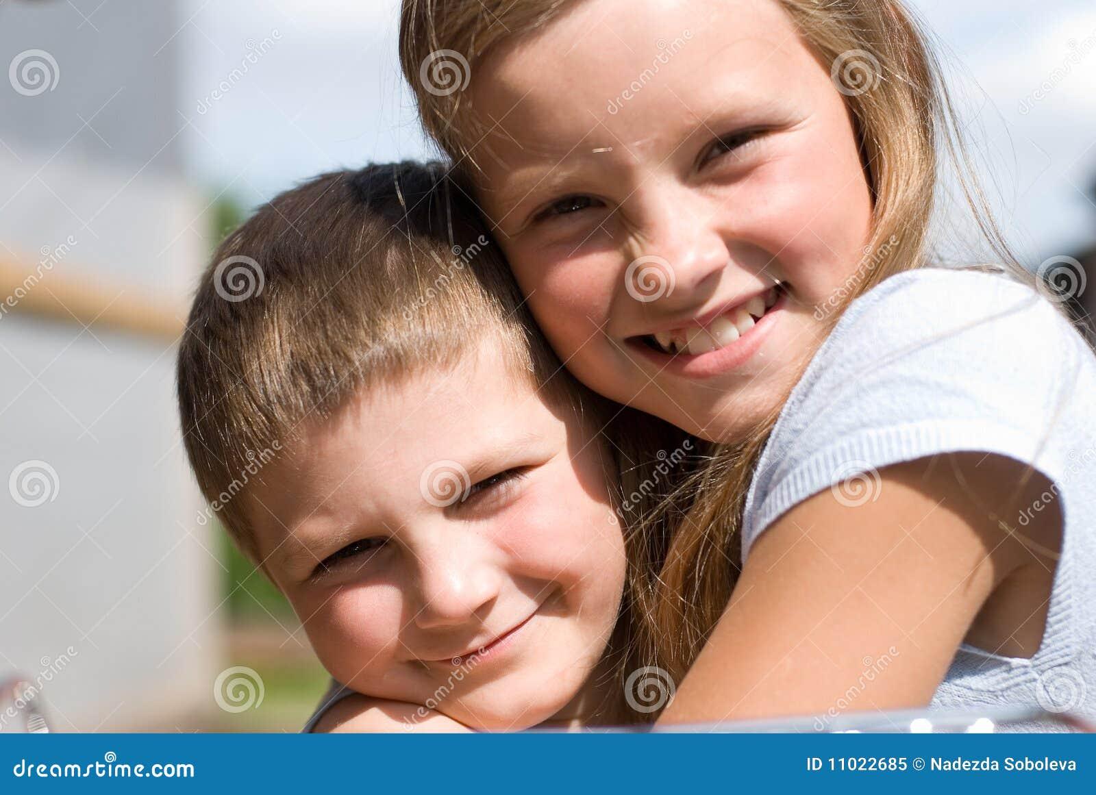 O irmão e a irmã