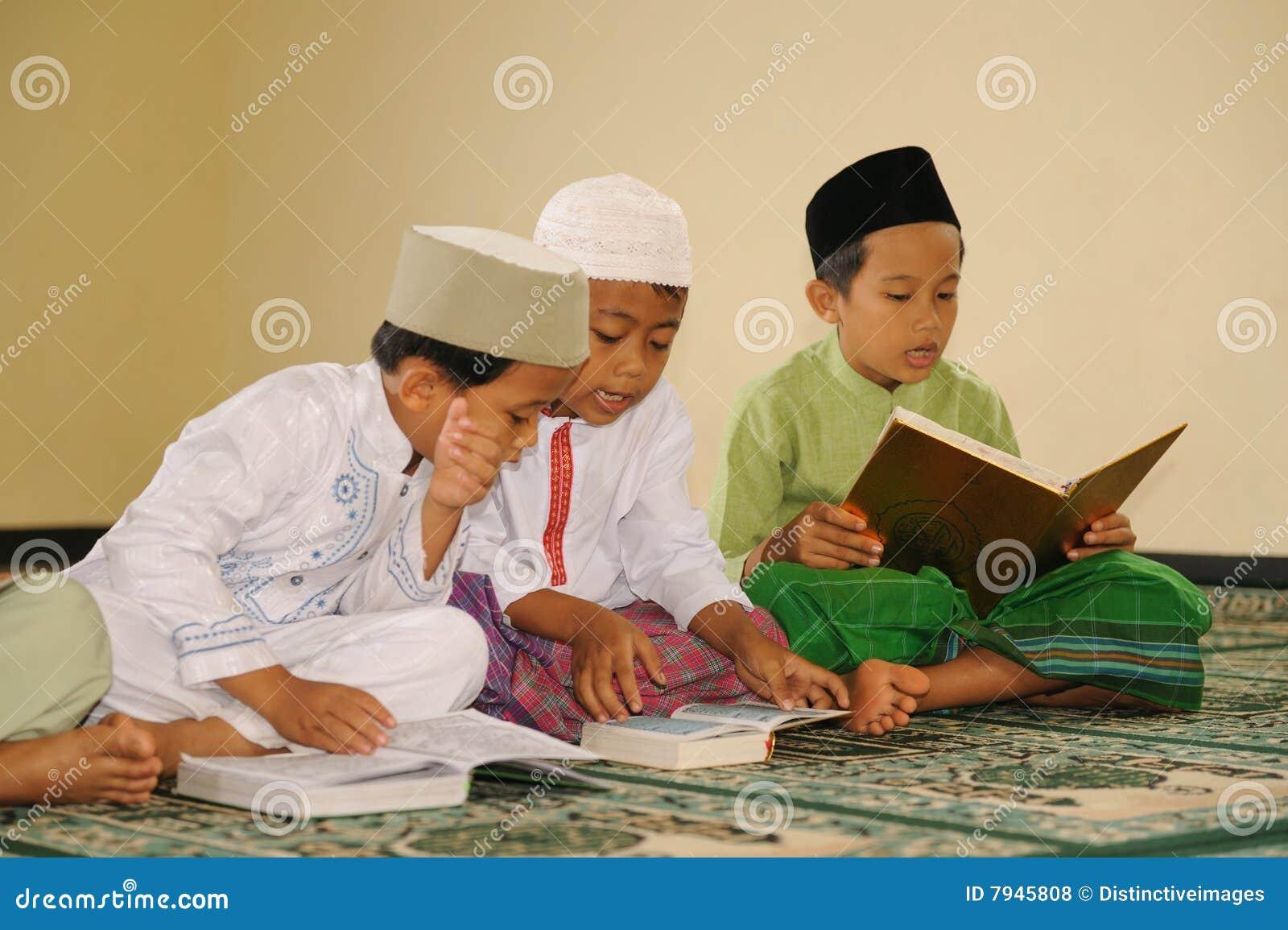 O Islão caçoa a leitura de Koran