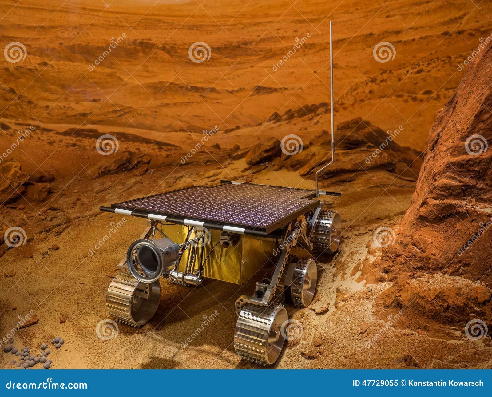 O Marte Rover