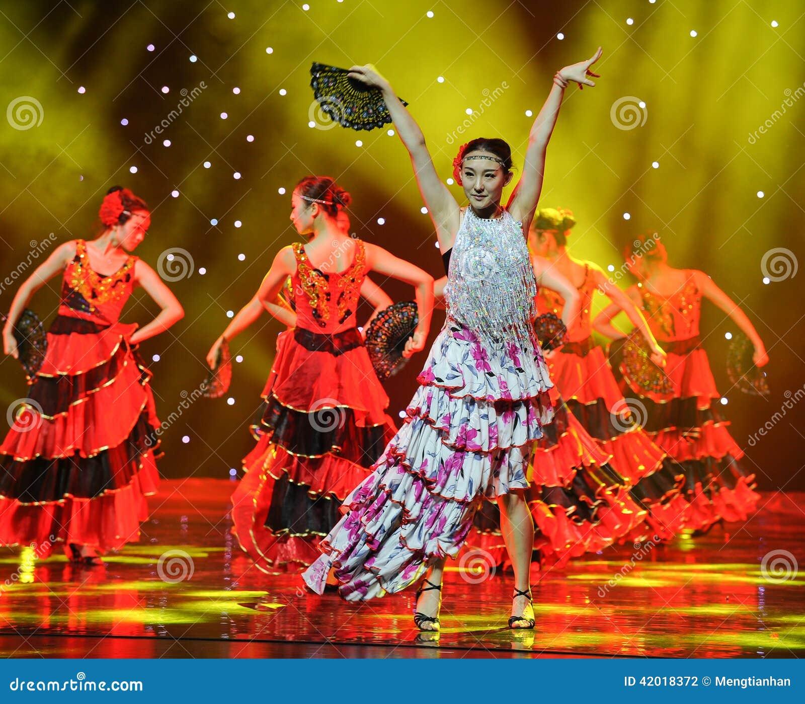 O matador Dance ---A dança nacional espanhola