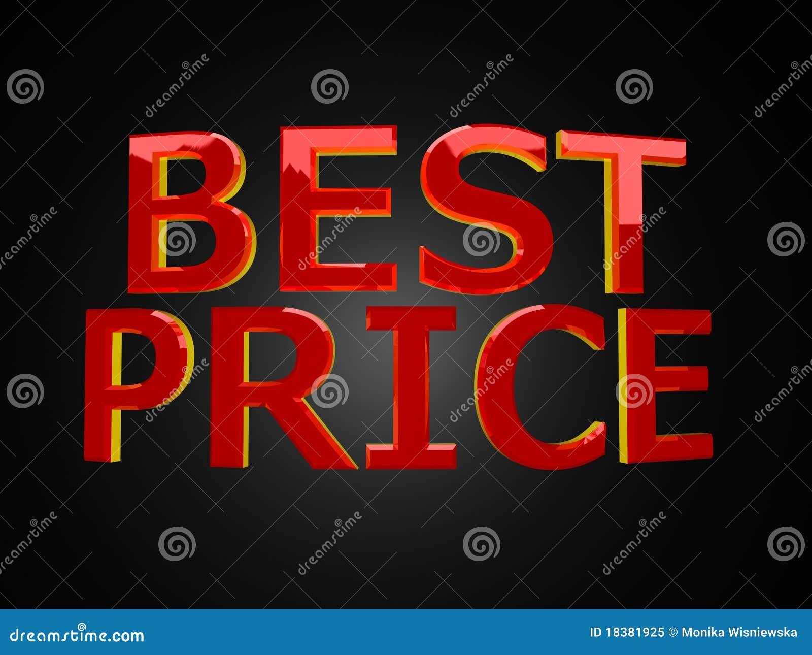 O melhor preço do preto