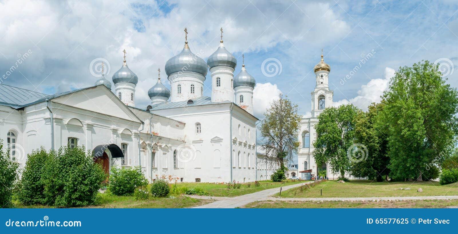 O monastério de St George