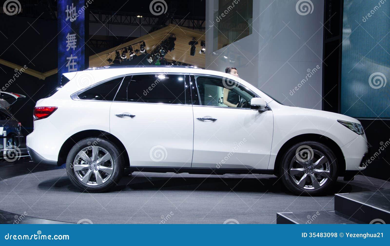 O 11o automóvel do international de China GuangZhou