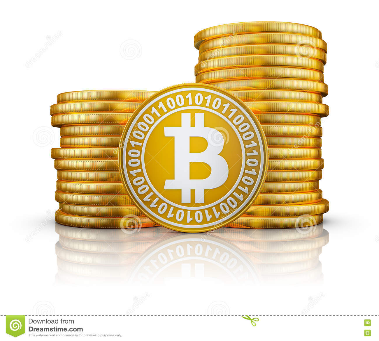 O ouro Bitcoins