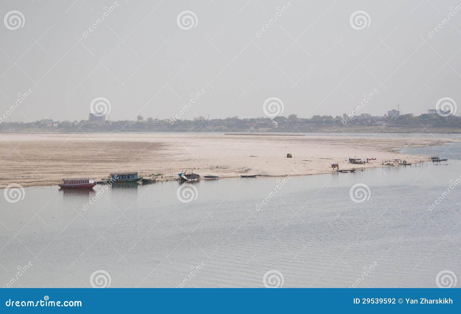 O outro lado de Ganga