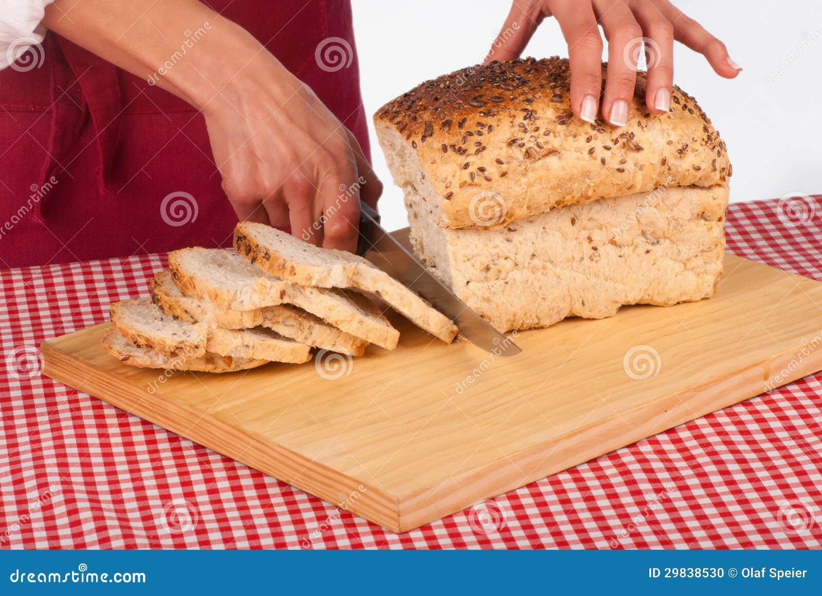 Pão inteiro do sanduíche