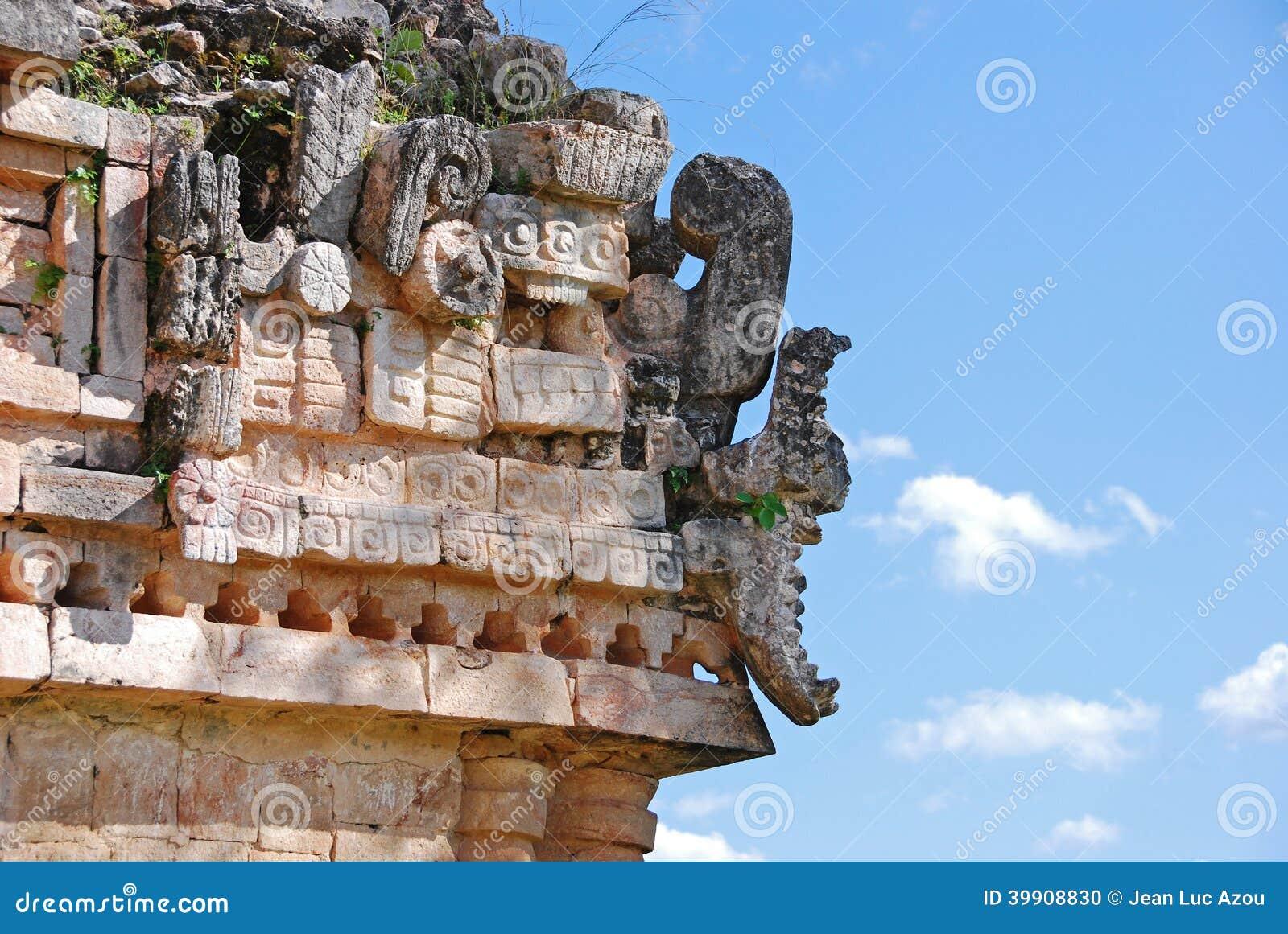 O palácio de Labna