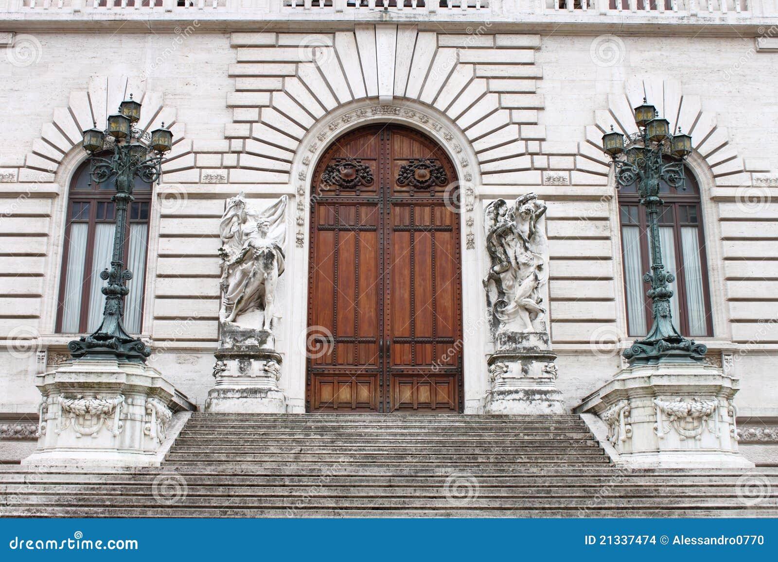 O parlamento italiano
