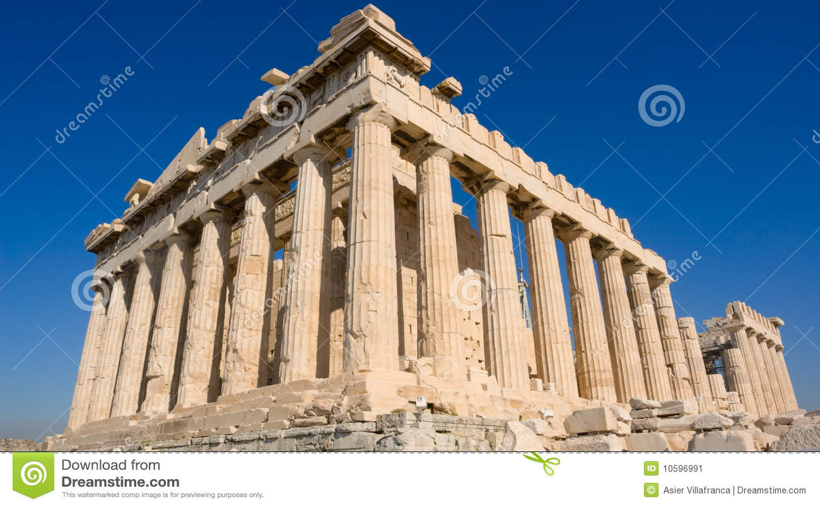 O Parthenon