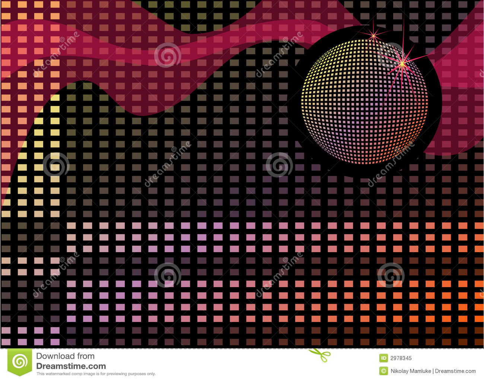 O partido da esfera do disco convida