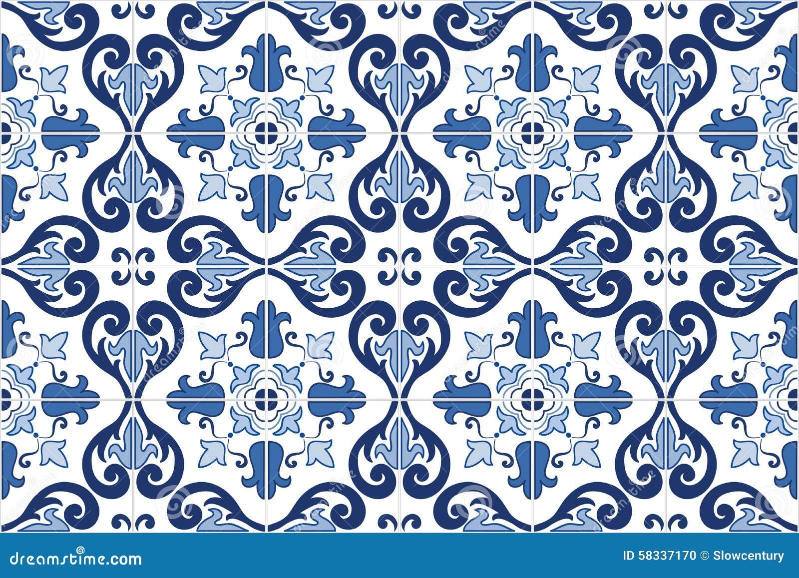 O Portugu 234 S Ornamentado Tradicional Telha Azulejos