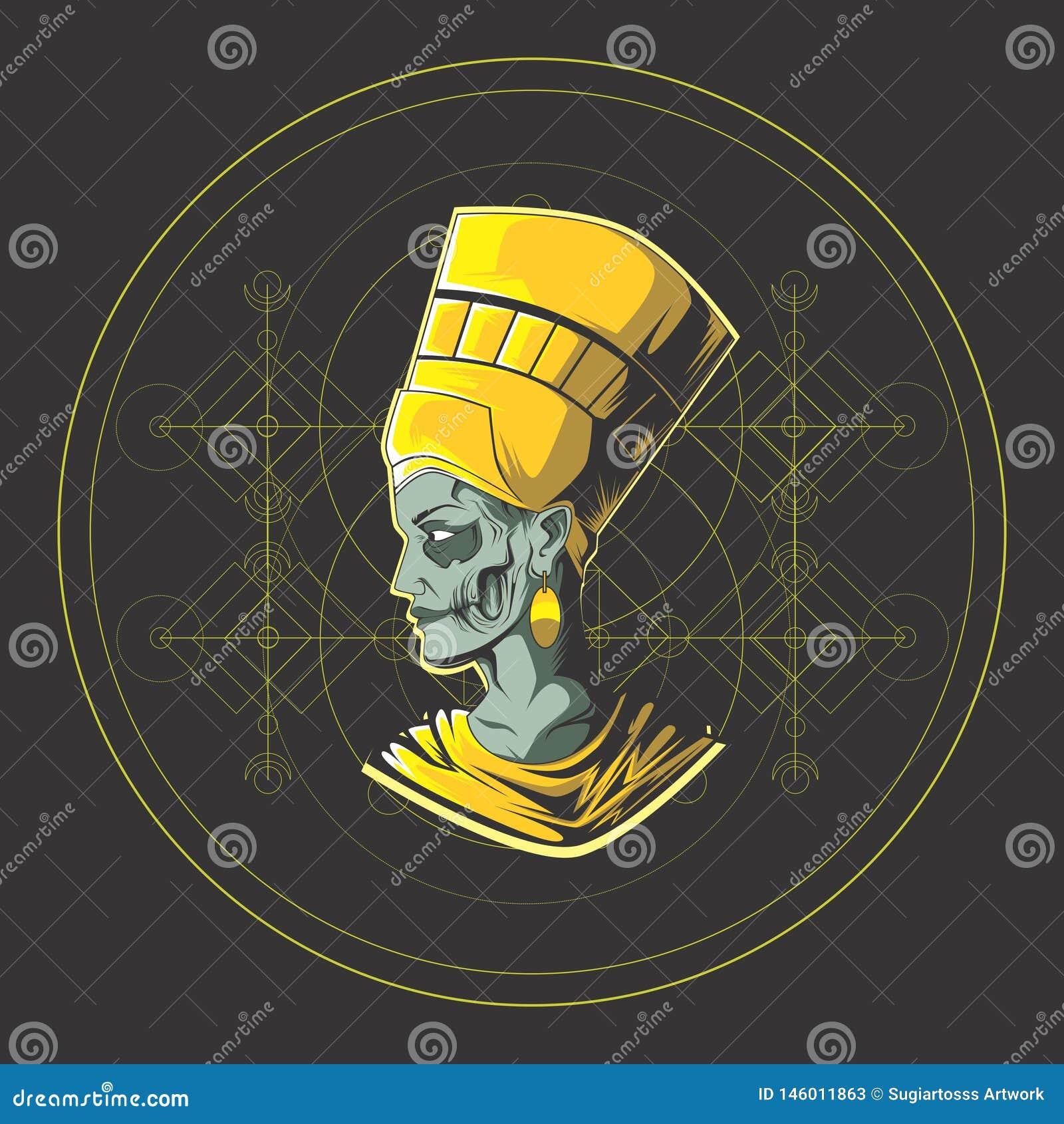 O rei de Egito