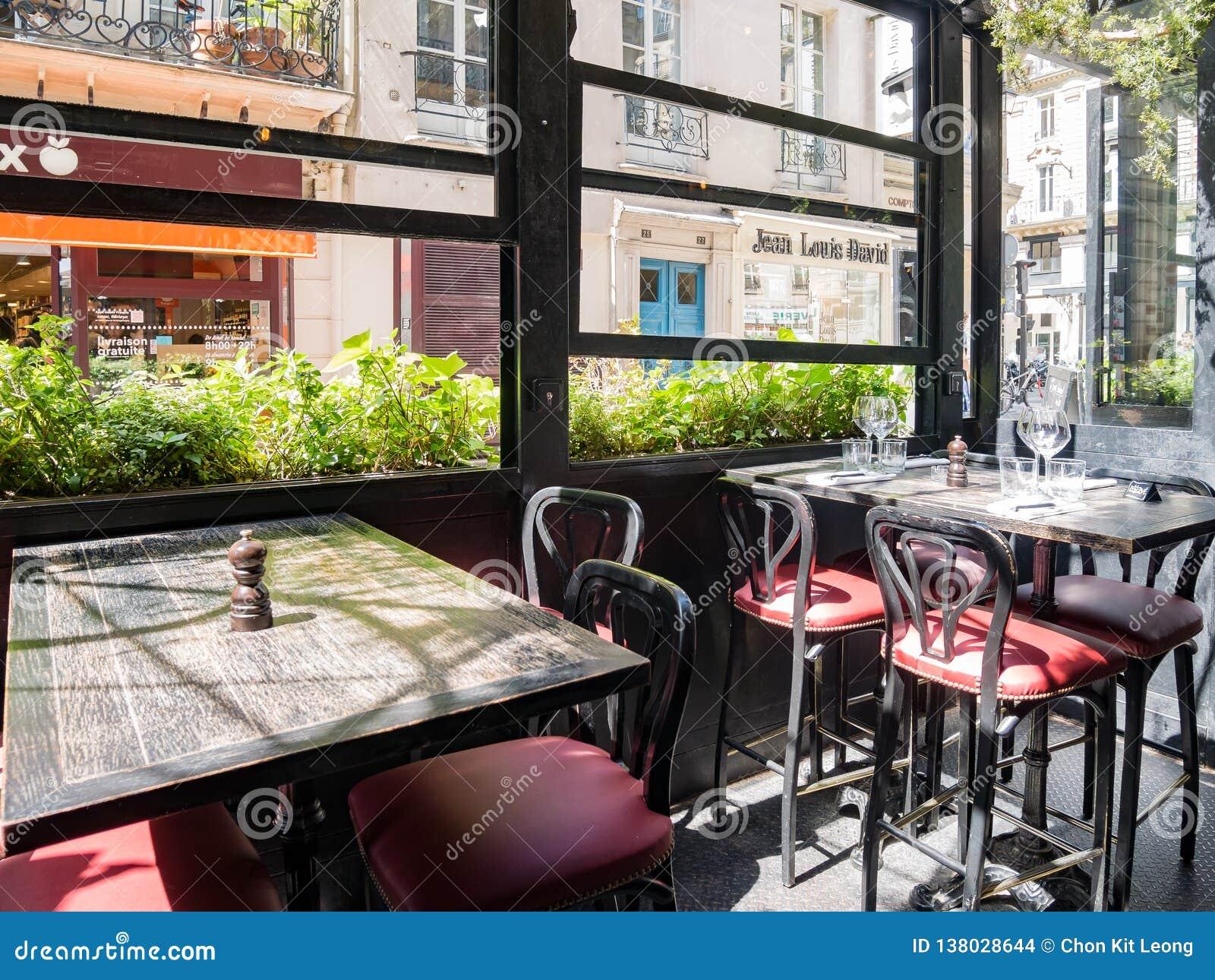 O restaurante famoso de L Escargot Montorgueil