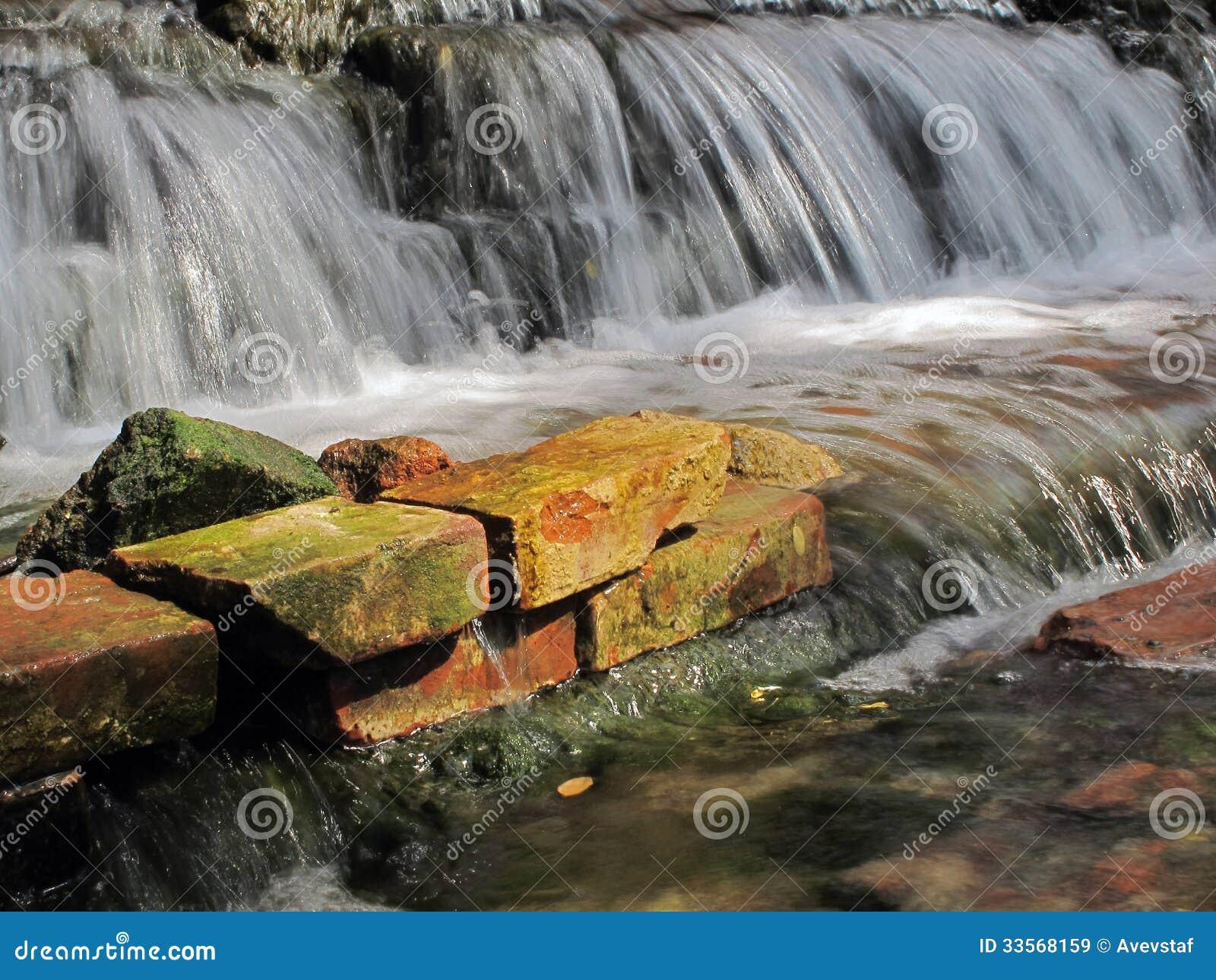 O rio subterrâneo