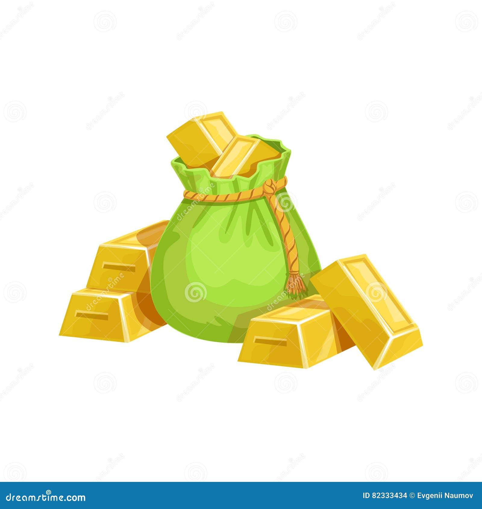 f08180f8f91 O Saco Pequeno Com Barras Douradas