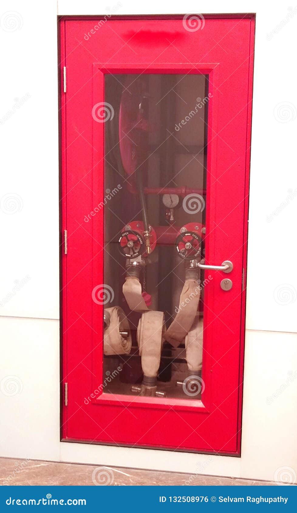 O sistema de proteção contra incêndios uma construção