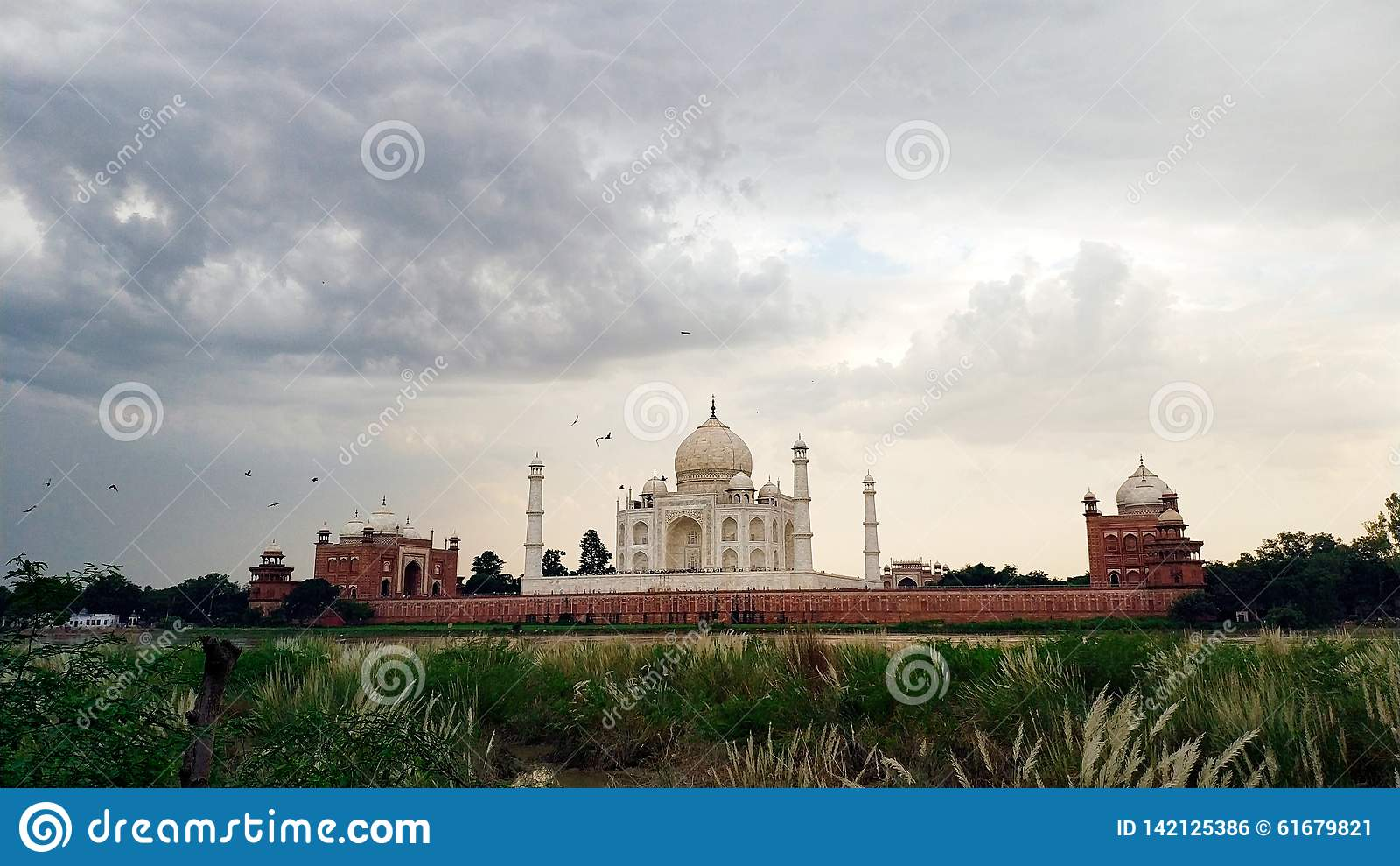 O Taj Mahal
