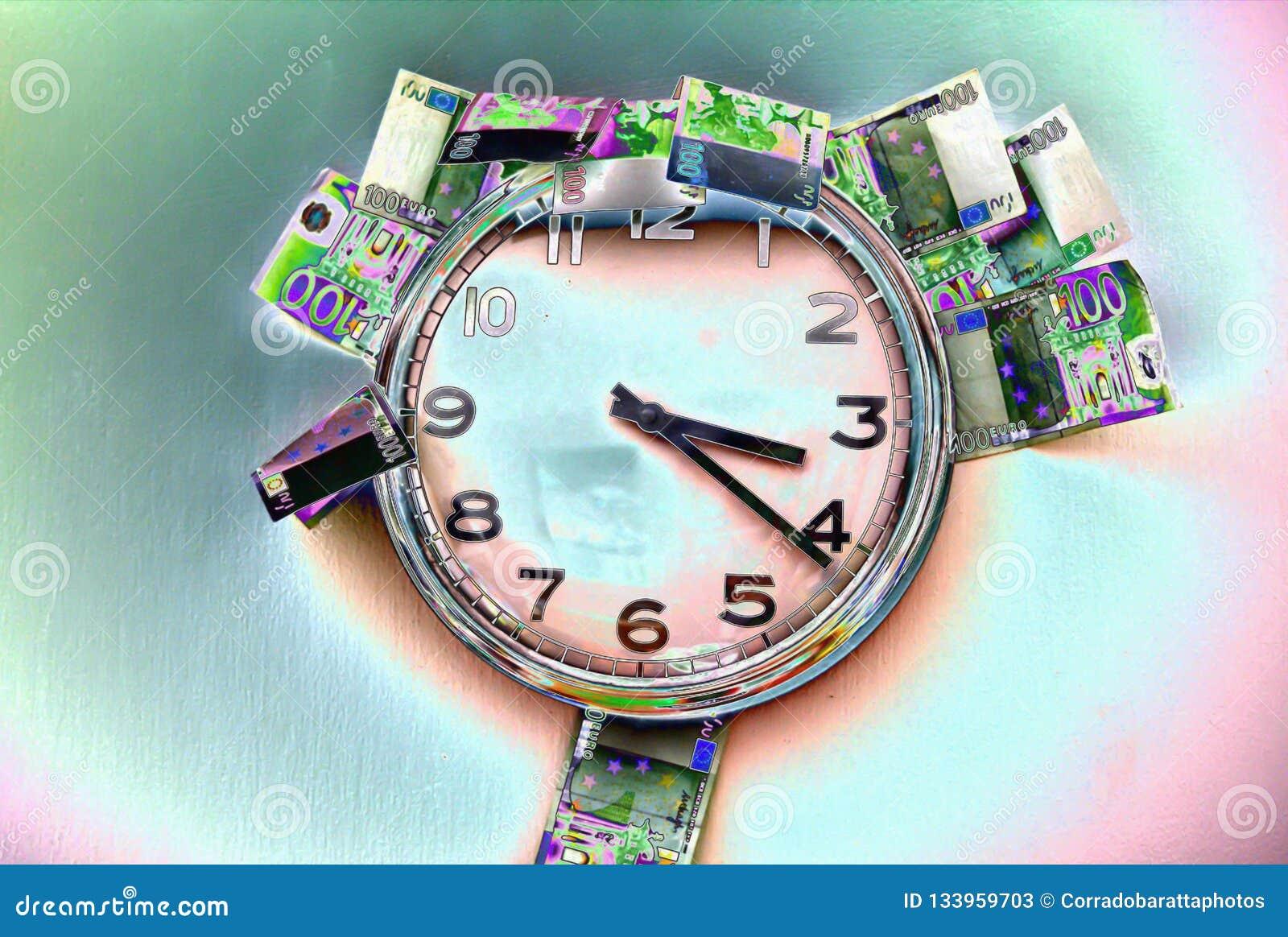 O tempo está correndo para fora para comprar os últimos presentes, com o dinheiro restante
