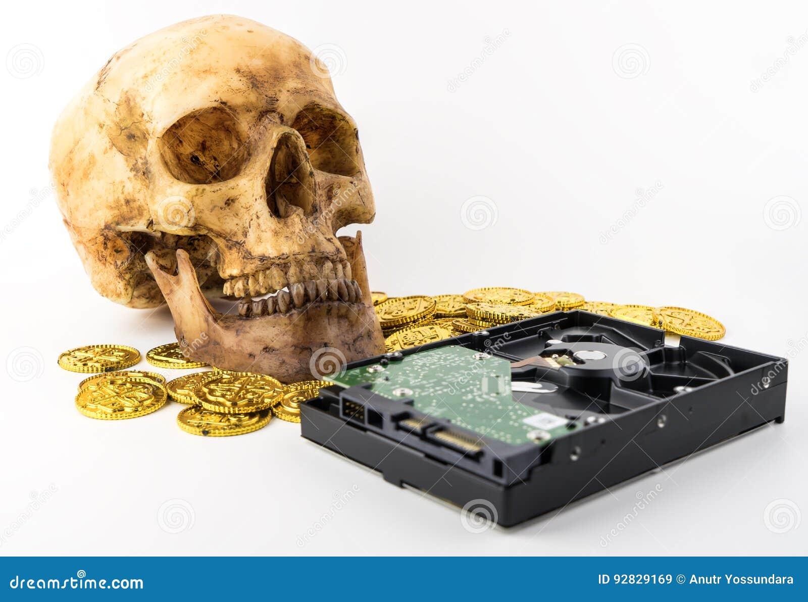 O vírus e Malware estão atacando seus dados