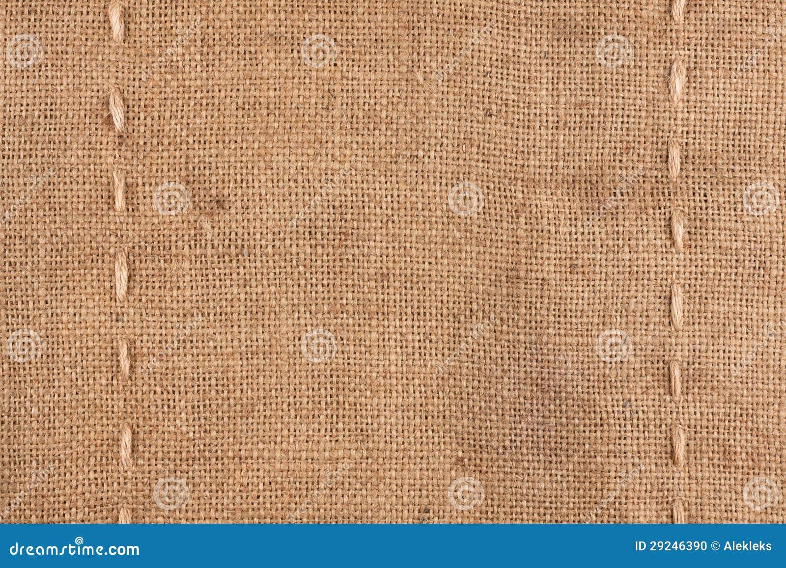 Download O Vertical Dois Que Costura Na Serapilheira Foto de Stock - Imagem de marrom, gunny: 29246390