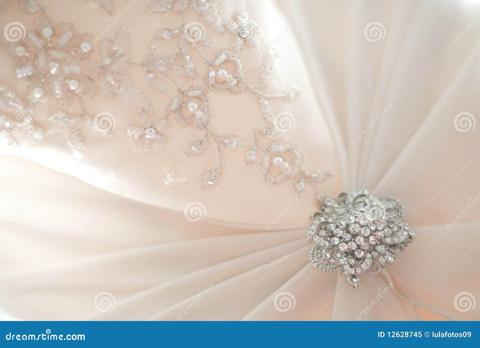 O vestido de casamento