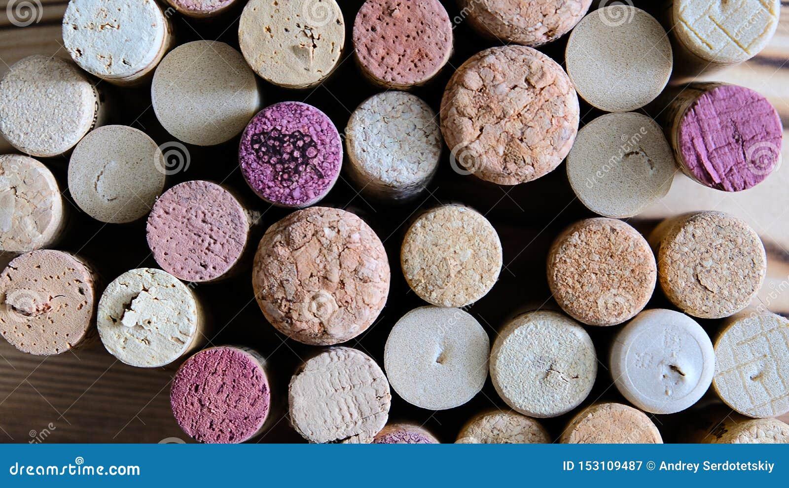 O vinho arrolha despesas gerais do fundo, vista superior