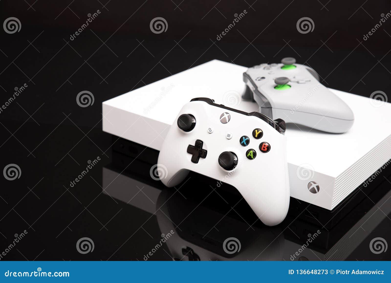 O Xbox One X é o console o mais poderoso da geração