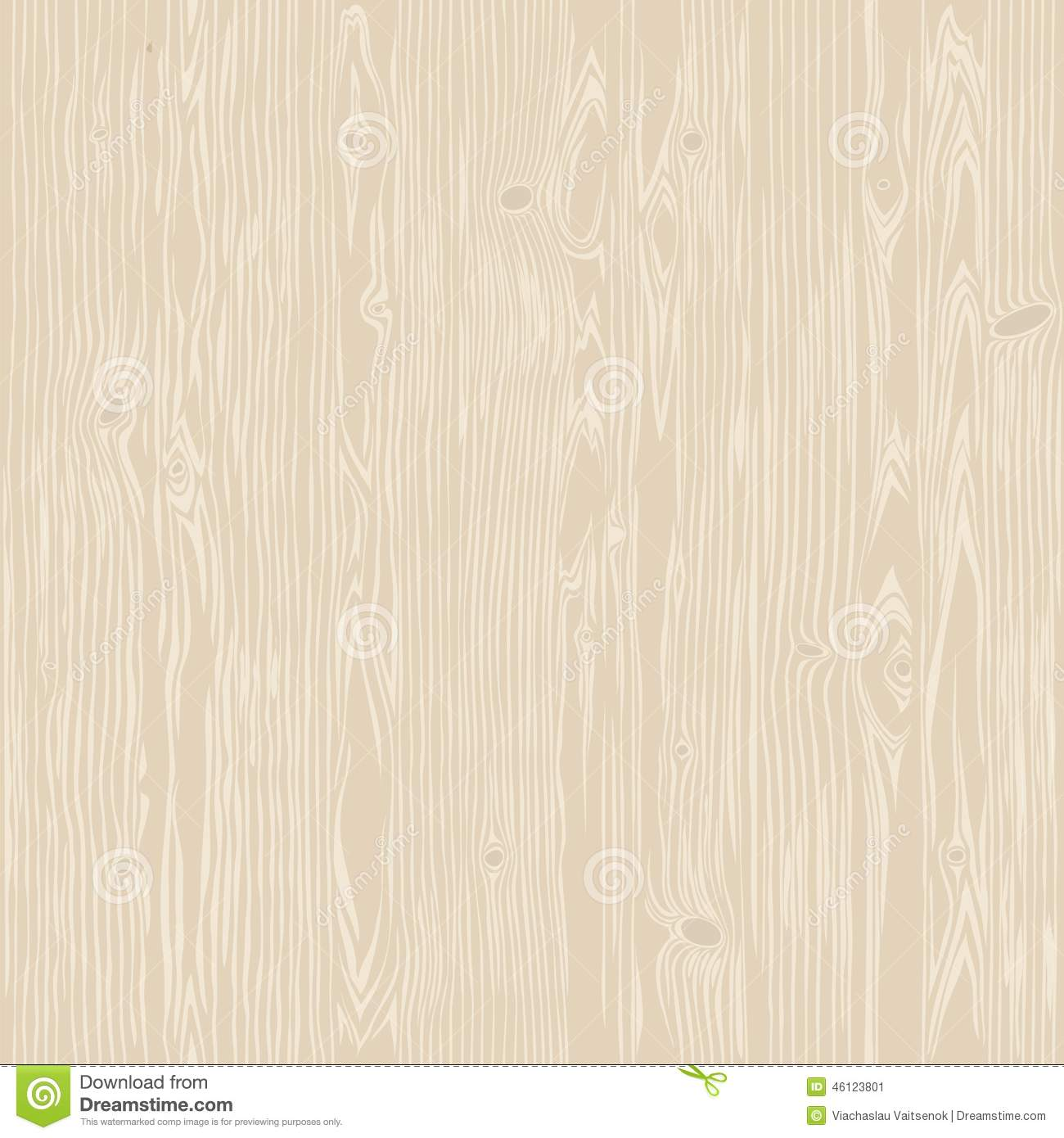 Oak wood bleached seamless texture stock vector image