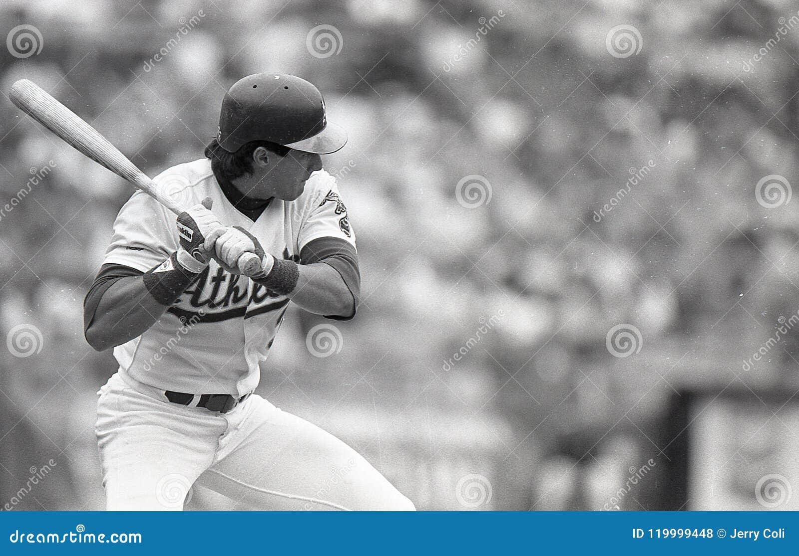 Oakland Athleticsslugger Jose Canseco