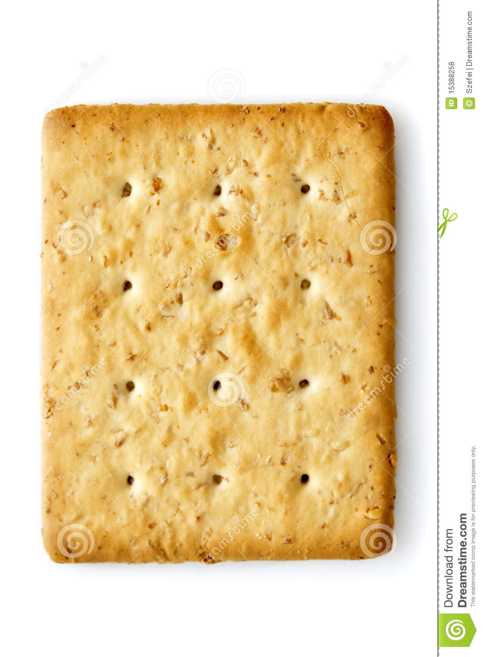 Oat Cracker Royalty Free Stock Photos - Image: 15388258