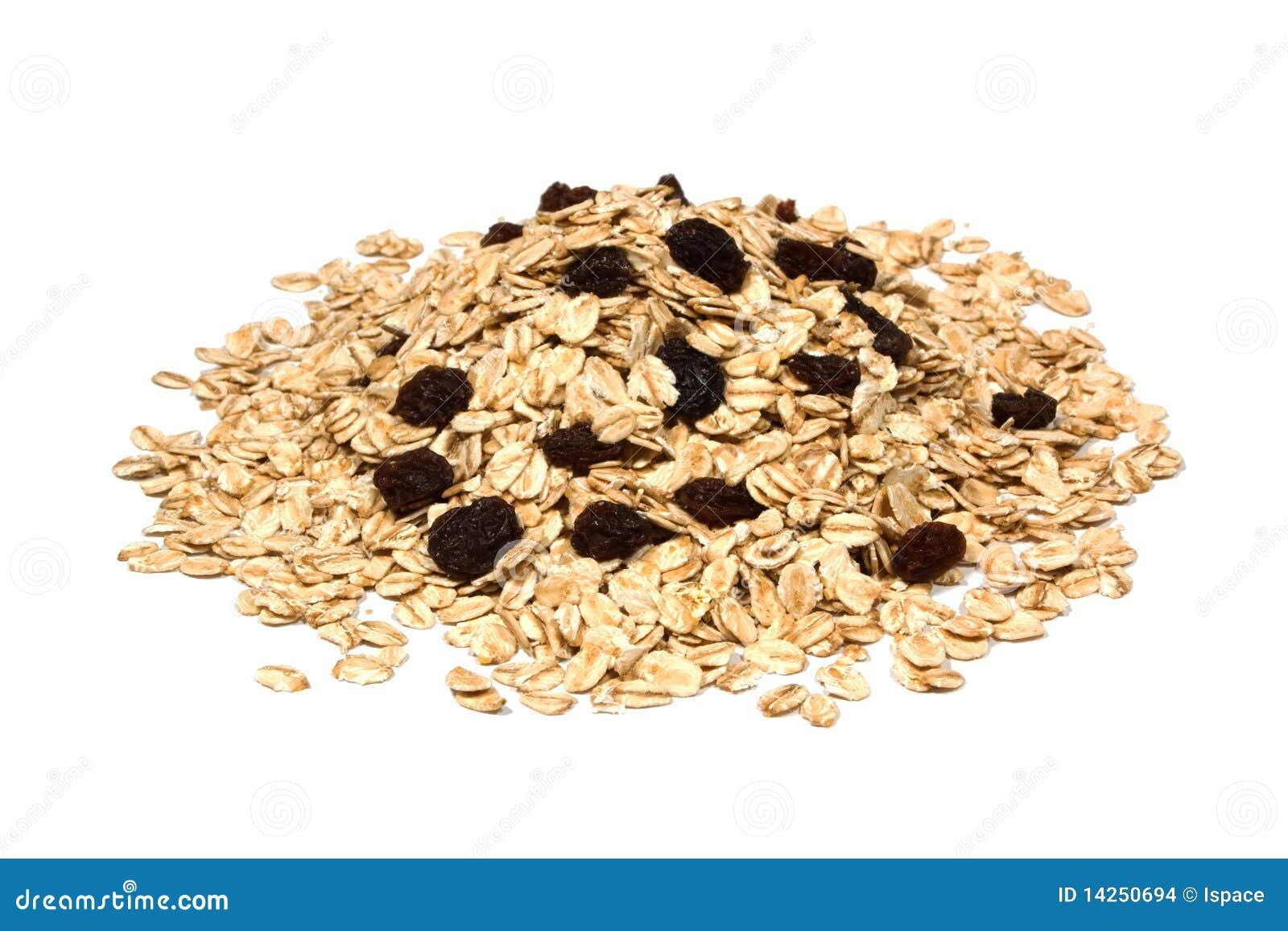 Oatmeal σταφίδες