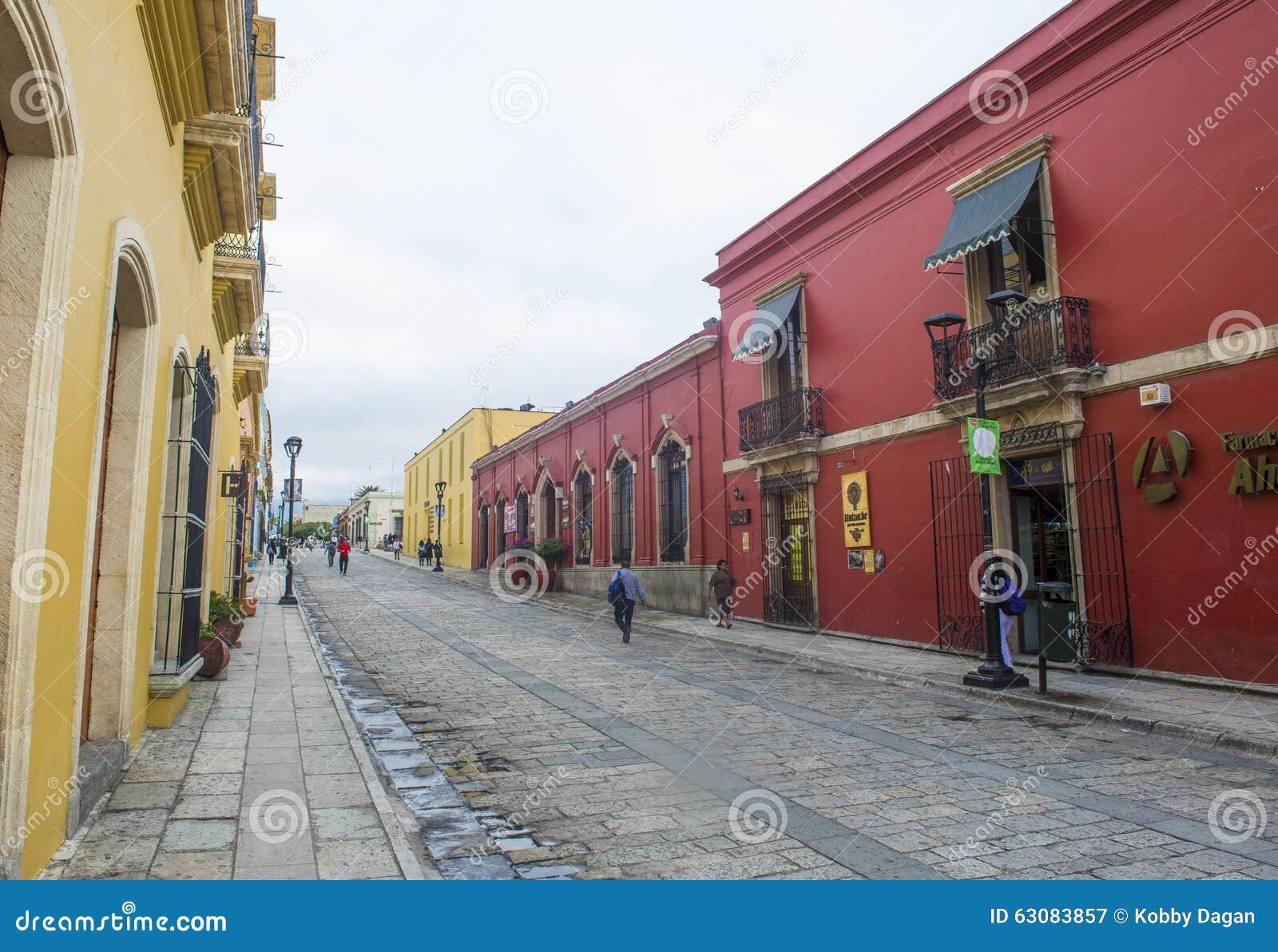 Download Oaxaca, Mexique photographie éditorial. Image du attraction - 63083857