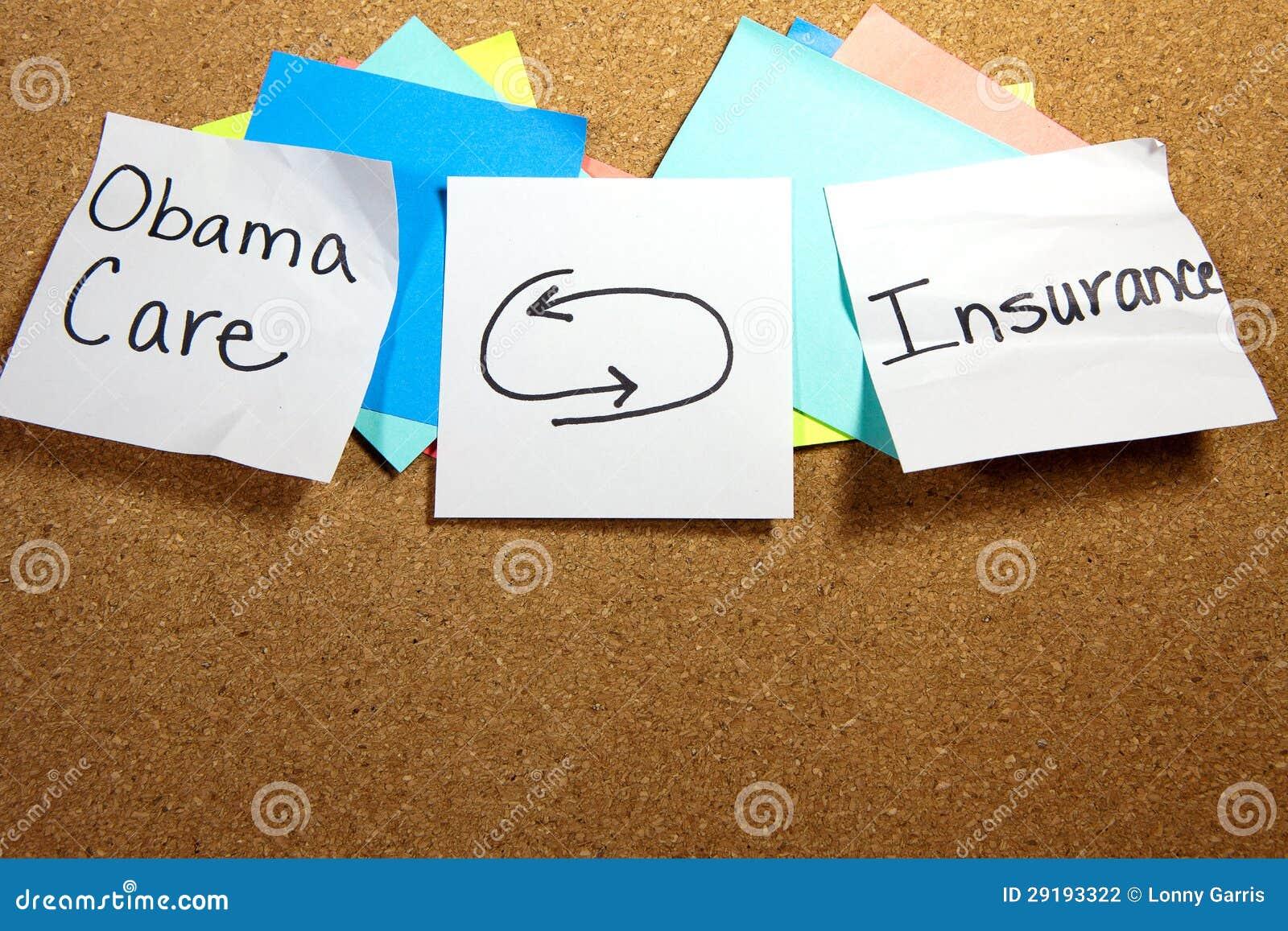 Obama omsorgförsäkring