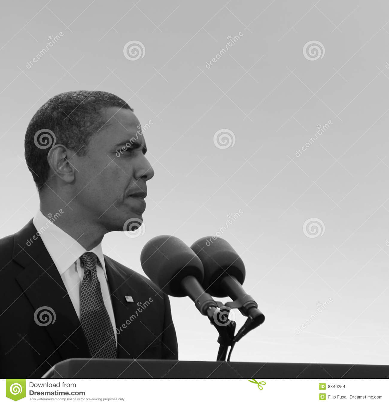 Obama Prague prezydent