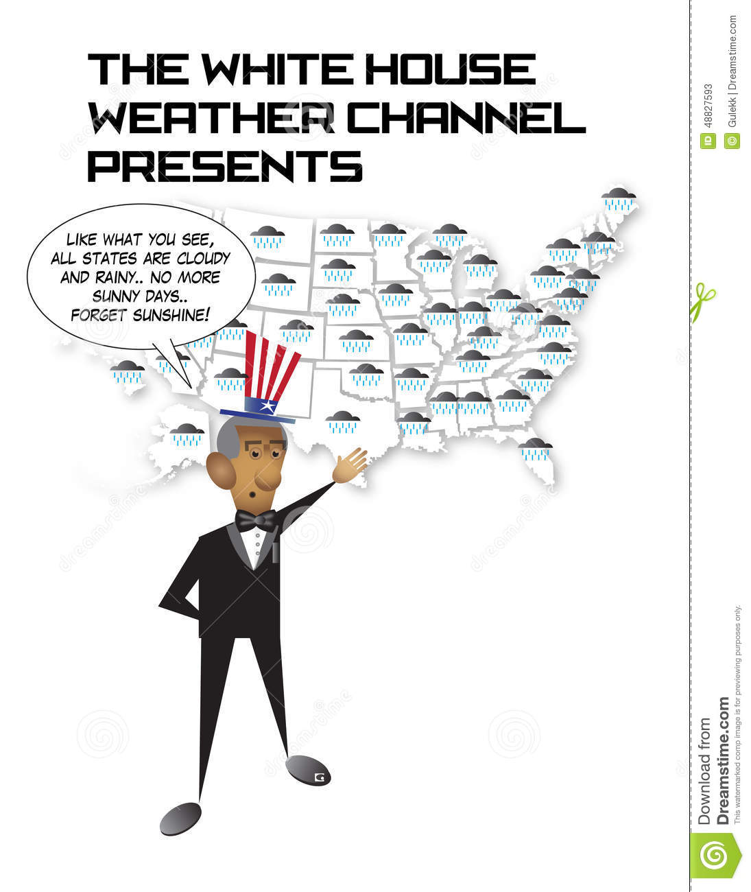 How the weather affects marketing