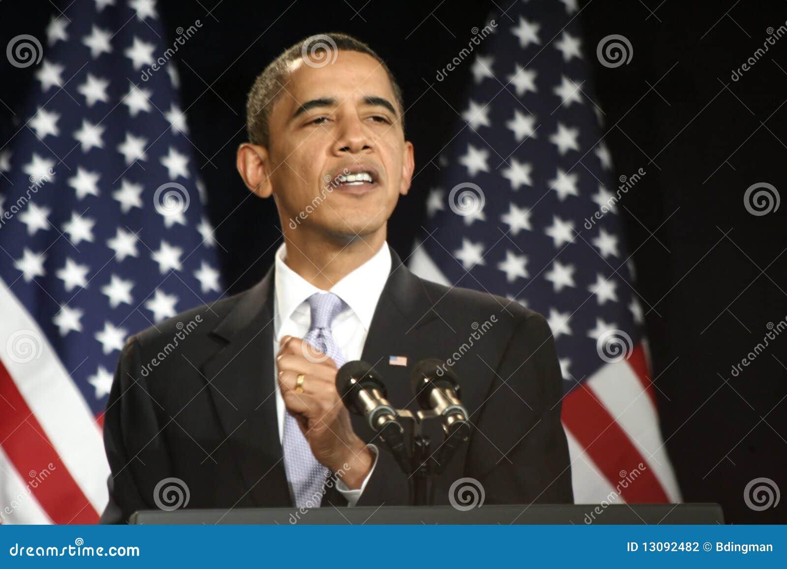 Obama prezydent