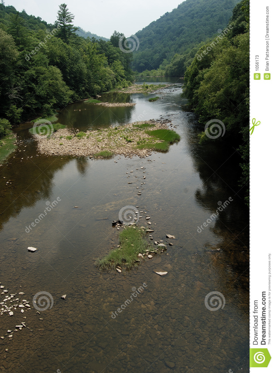 Obed River in Big South Fork National Park