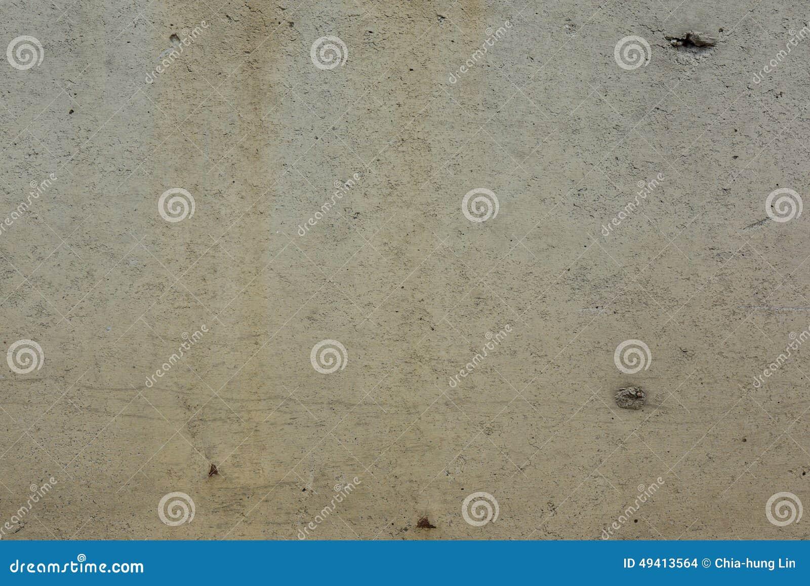 Download Oberfläche Der Gemalten Betonmauer, Verwittert Und Gealtert, Wenn Die Malerei Weg Abblättert Und Rauer Oberfläche Stockfoto - Bild von abblättern, retro: 49413564